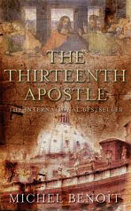 The Thirteenth Apostle cover