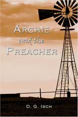 Archie and the Preacher cover