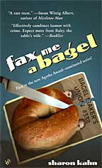 Fax Me a Bagel cover