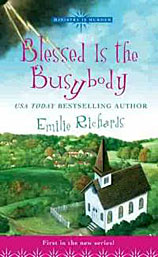 Blessed !s the Busybody cover