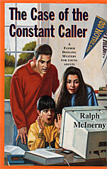 The Case of the Constant Caller cover