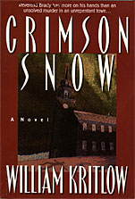 Crimson Snow cover
