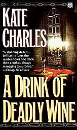 A Drink of Deadly Wine cover