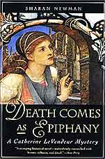 Death Comes as Epiphany cover