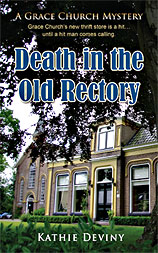 Death in the Old Rectory cover