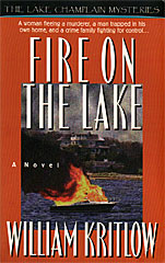 Fire on the Lake cover