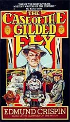 Case of the Gilded Fly cover