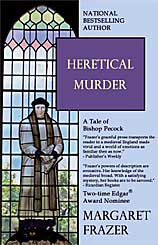 Heretical Murder cover