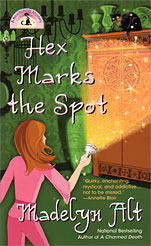 Hex Marks the Spot cover