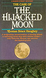 The Hijacked Moon cover