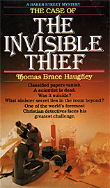 The Invisible Thief cover