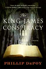 The King James Conspiracy cover