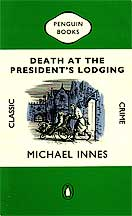 Death at President's Lodging cover