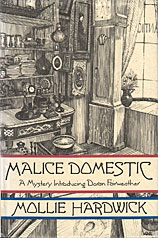 Malice Domestic cover