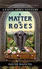 A Matter of Roses cover