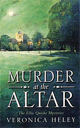 Murder at the Altar cover