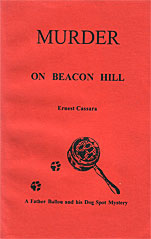 Murder on Beacon Hill cover