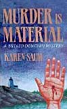 Murder is Material cover