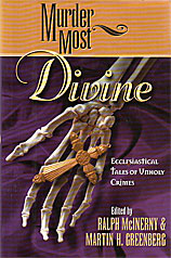 Murder Most Divine cover