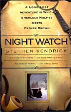 Night Watch paperback cover