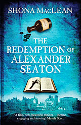 The Redemption of Alexander Seaton cover