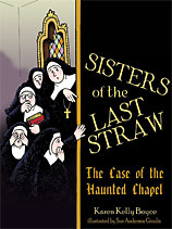 The Case of the Haunted Chapel cover