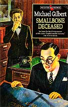 Smallbone Deceased cover