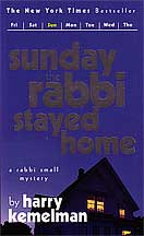 Sunday Rabbi Stayed Home cover
