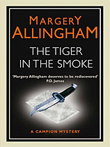 The Tiger in the Smoke cover