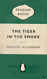 The Tiger in the Smoke cove