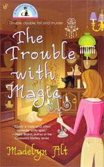 The Trouble with Magic cover