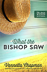 What the Bishop Saw cover
