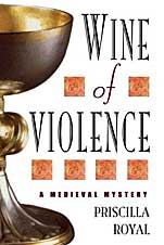 Wine of Violence cover